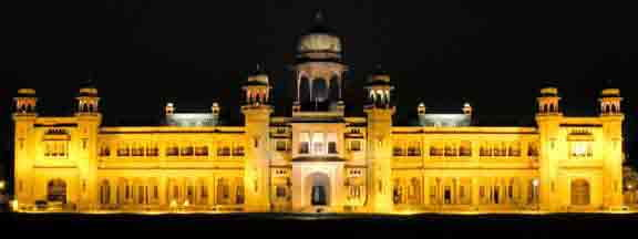 Image result for haunted st johns college in agra